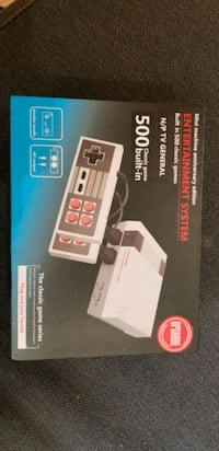 Coolbaby retro video game console
