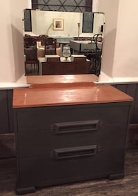 Fabulous Dresser with Mirror
