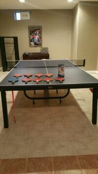 Sport craft pro ping pong table  Nokesville, 20181