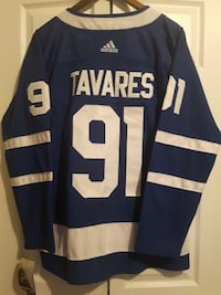 New Stitched With Tags - Tavares – Blue  Hamilton