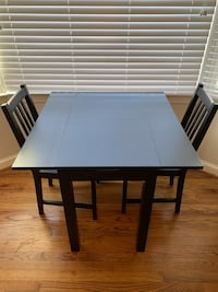 Small IKEA kitchen table in great shape Arlington, 22201