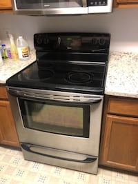Kenmore stainless steel oven Arlington