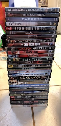Horror Dvds East Northport, 11731