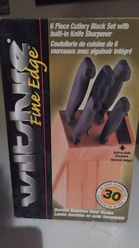 Wiltshire fine edge knife set 6 piece