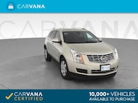 2016 Cadillac SRX Luxury Collection Sport Utility 4D Brentwood, 37027