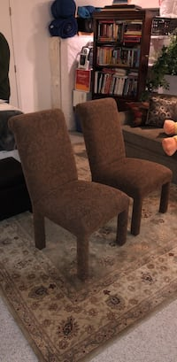 2 Upholstery Chairs Leominster, 01453