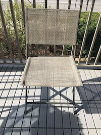Patio Chair Toronto, M6S