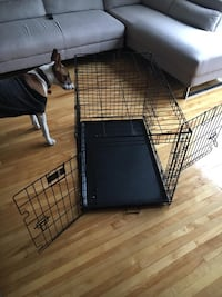 Contour Dog's cage   Montreal, H3X