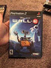 Disney's Wall-e PS2 game East Patchogue, 11772