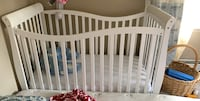 Crib, mattress, table with two end tables, chair & couch Nashua, 03060
