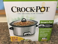 Crock-Pot slow cooker box Germantown, 20876