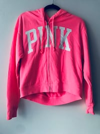 PINK Zip Up Sweater Mississauga, L4Z 0A5