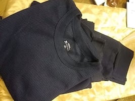 Men's medium thermal set