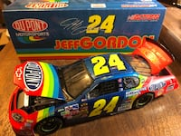 New Jeff Gordon 1:24 Die-Cast Collectible Stock Cars Watertown, 53098