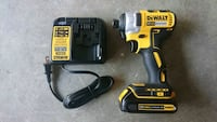 Dewalt 20V impact battery charger. Brand new!!!!  Charlotte, 28216