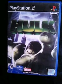PS2 The Hulk Barcelona, 08002