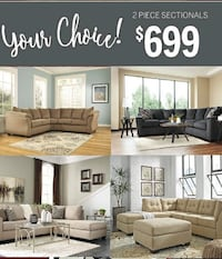 Brand new sectionals no credit check financing  Roslyn Heights, 11577