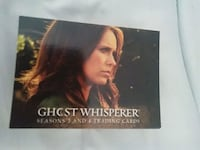 GHOST WHISPERER-SEASON 3 & 4 COMPLETE TRADING CARD SET  Glen Burnie, 21061