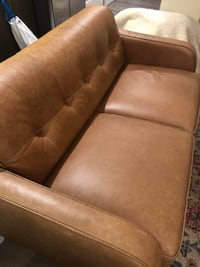 Mid Century Two Seater Sofa Rockville Centre