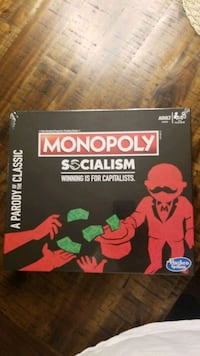 Monopoly Socialism  Westminster, 21157