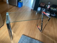 New Glass Console Table  Waterloo, N2T 2Y7