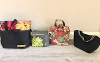 Lot of 4 Insulated Totes lunch bags Germantown, 20874