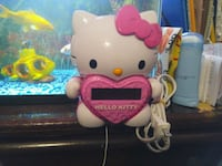 Hello Kitty clock with projector Little Rock, 72202