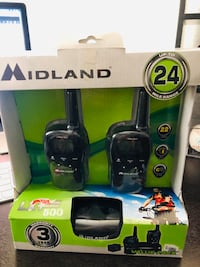 Two-way Radio - Midland 24mi.