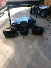 Miscellaneous tool bags
