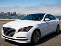 Genesis 2015 Luxury AWD - Take-Over Lease Vaughan, L4H 1M1