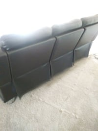Recliner sofa blue lights under  Saginaw, 48601