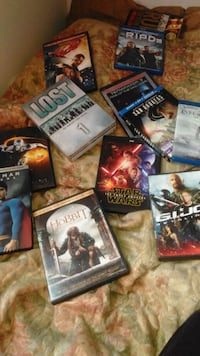 assorted Sony PS3 game cases Ottawa, K2G 4L4