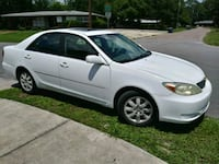 Dependable Toyota Camry With Low Miles