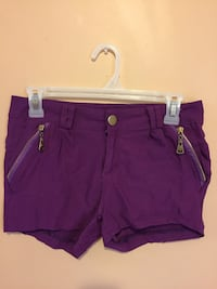 women's purple shorts Sevierville, 37862