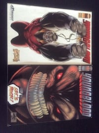 Two young blood comic books Killeen, 76542