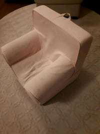 Pottery barn child sofa chair
