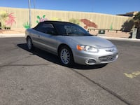 2003 Chrysler Sebring Limited Edition Low Miles Convertible  Las Vegas