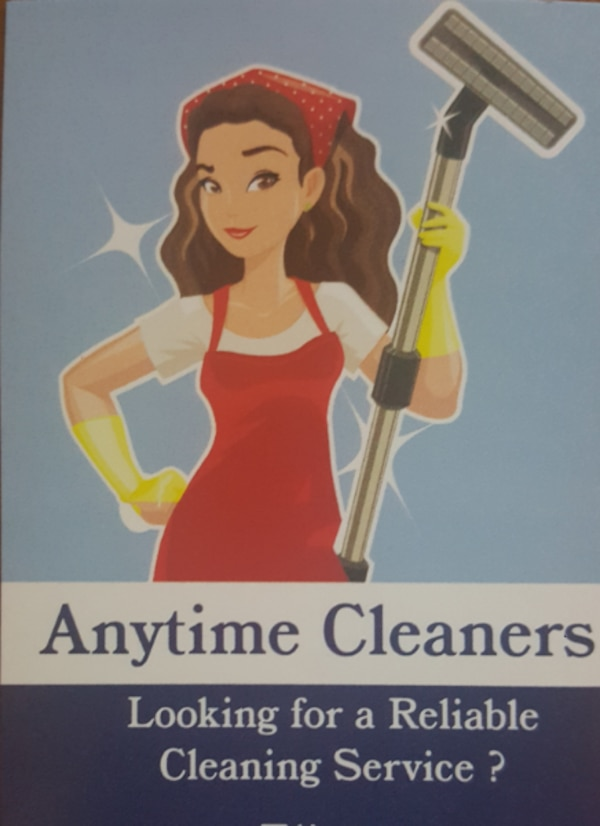 Anytime Cleaners