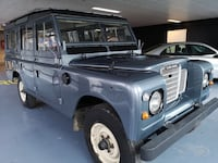 Land Rover - 109 - 1982 6248 km