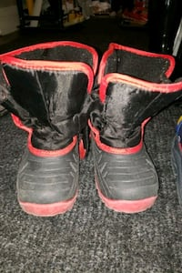 Size 10 Kids Winter Boots Lights Up! Mississauga, L4W 1G5
