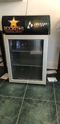 Gray and black commercial refrigerator East Amherst, 14051