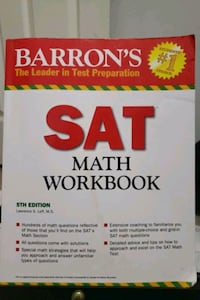 SAT Math Workbook Germantown
