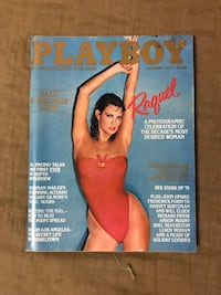 PLAYBOY December 1979-Raquel Welch, Norman Mailer, Al Pacino Intvw *414 Pages Los Angeles, 91604