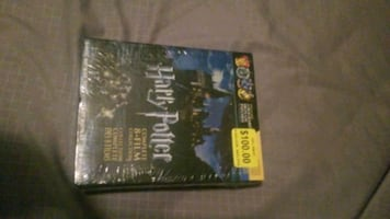 Harry Potter 8 Movie collection