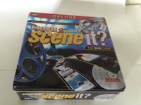 Scene It? Deluxe Movie 2nd Edition, DVD / HD Video Film Trivia Board Game Set, Like New Los Angeles