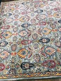 Brand new area rug 8x10ft hand made wool Mississauga, L5J 4E6