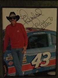 Richard Petty autograph Sicklerville, 08081