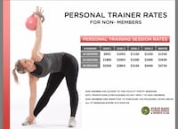 Personal Training Level 2 (no membership required) Coquitlam