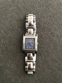 Silver Kenneth Cole watch. 6/10 condition pick up only 536 km