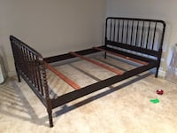 Antique spindle bed Stafford, 22554